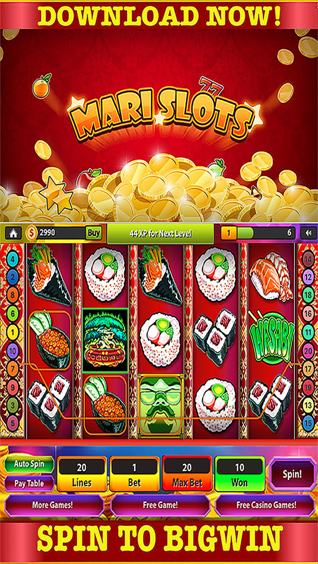 good casino games for iphone