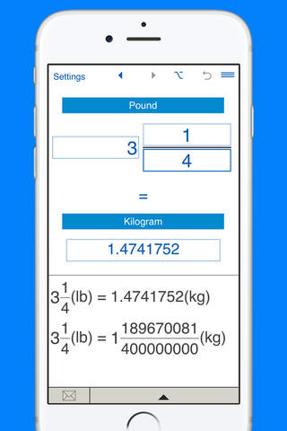 Pounds To Kilograms Lb To Kg And Kilograms To Pounds Kg To Lbs Weight Converter Apppicker