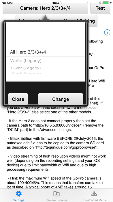 gopro hero plus instructions