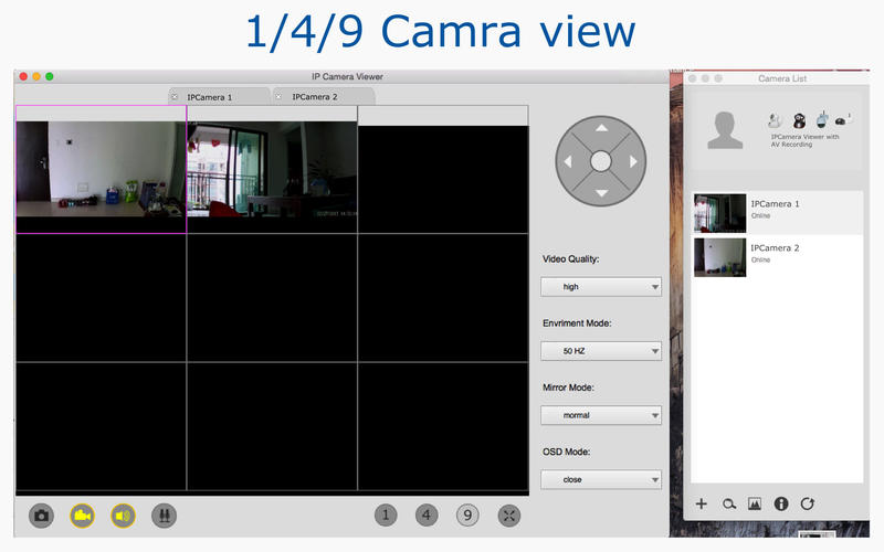P2PCamLite Screenshot - 2