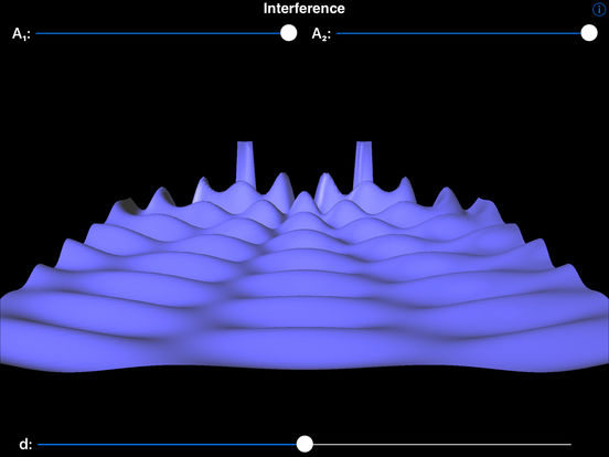 Touch Waves iPad Screenshot 1