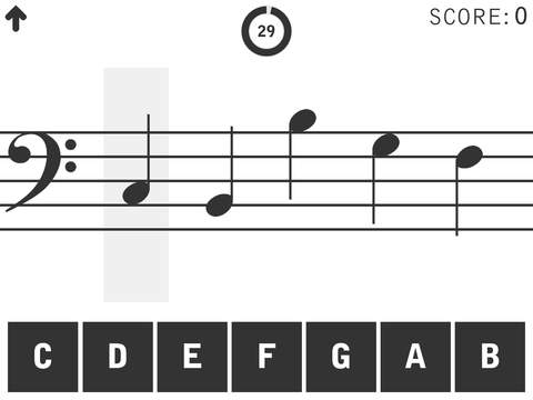 LASIDO: improve your sight reading Screenshots