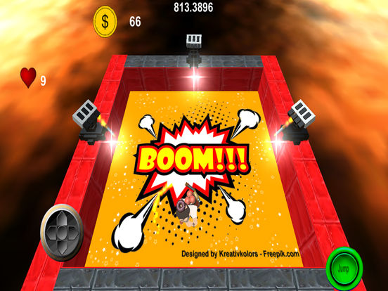 TNT Fred Explodes into the App Store Image