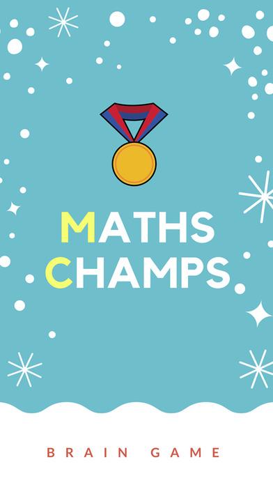 Maths Champs screenshot 1