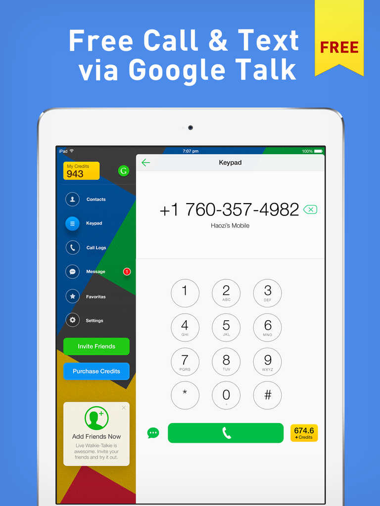 5 iPhone Apps That Run Google Talk