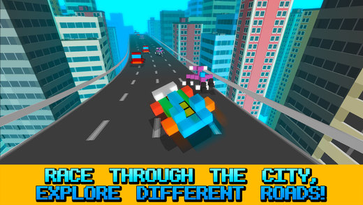 Hovercraft 3D – Car Building Game Full Screenshots