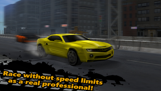 Illegal City Drag Racing 3D Full Screenshots