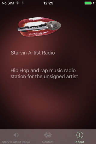 Starvin Artist Radio screenshot 3