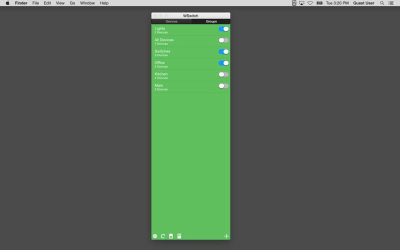 WSwitch Screenshot - 2