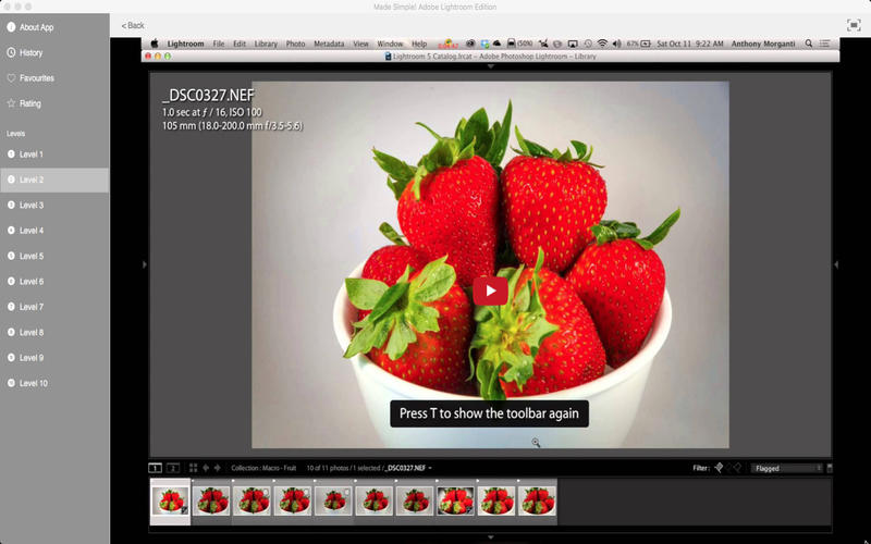 Made Simple! Adobe Lightroom Edition for Mac