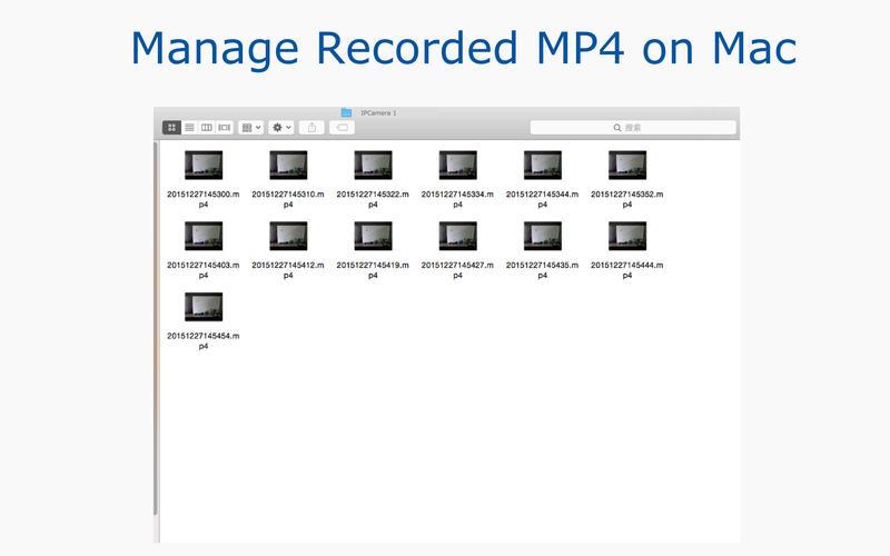 IPCamViewer1 Screenshot - 4