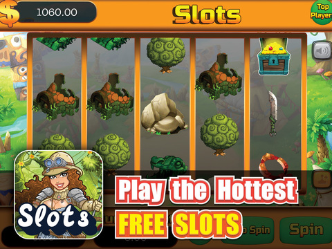 Jungle Explorer Slot Machine - Play Free Casino Slots Online