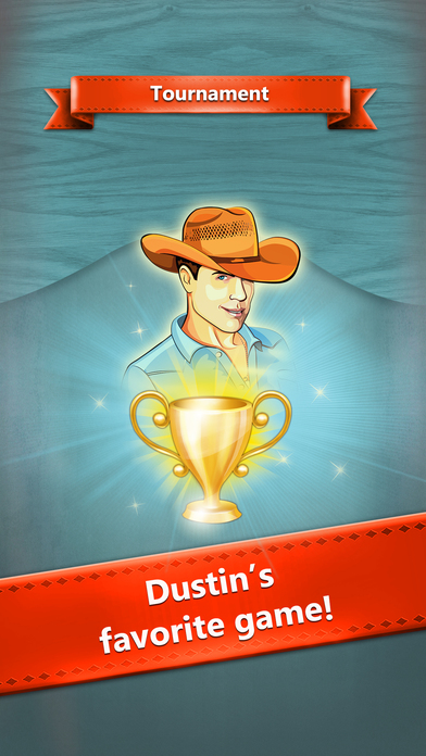 Dustin Lynch Solitaire Screenshot