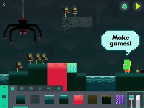 The Infinite Arcade by Tinybop Screenshots