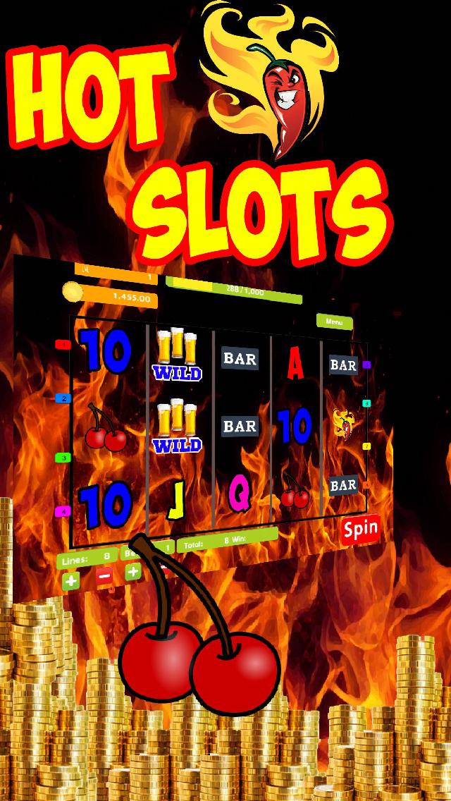 one hot penny slot app