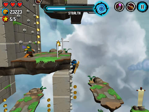LEGO® Ninjago: Skybound Screenshots