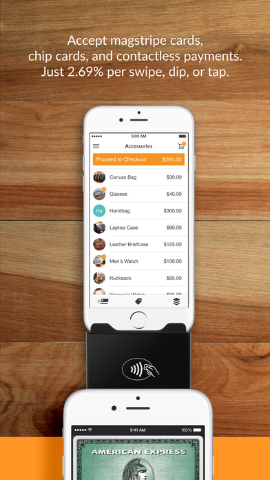 PayAnywhere - Mobile Credit Card Reader and POS