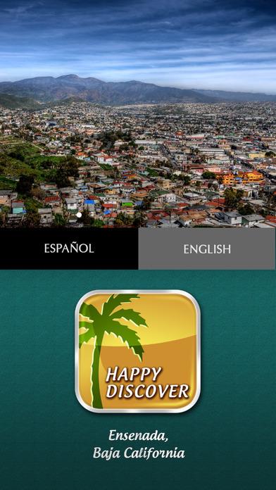 Ensenada Happy Discover iPhone Screenshot 1