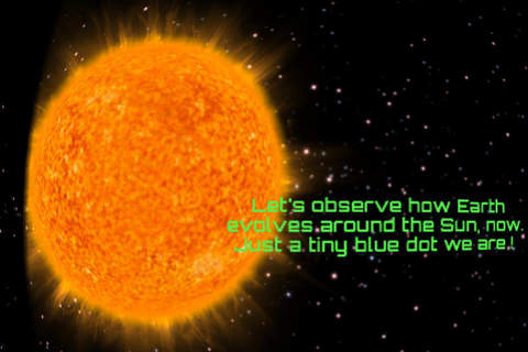 VR - Explore Solar System in 3D screen