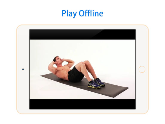 Abs Core Workout - Free Ab Fitness Plan For Weight Loss, Get Six Pack Challenge-ipad-1