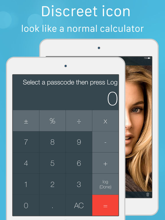 Secret Calculator App.Lock Pro - Keep Vault Safe Screenshots