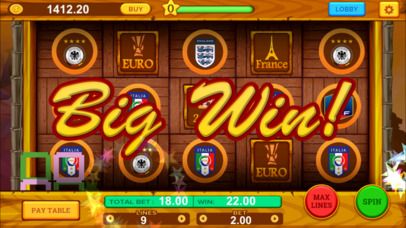 Screenshot 3 Football World Championship Soccer Slots