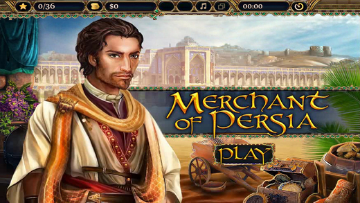 Merchant Of Persia-Hidden Object Game Screenshots