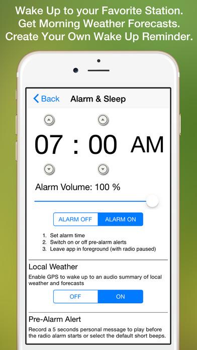 The Light 103.9 FM - Raleigh iPhone Screenshot 2
