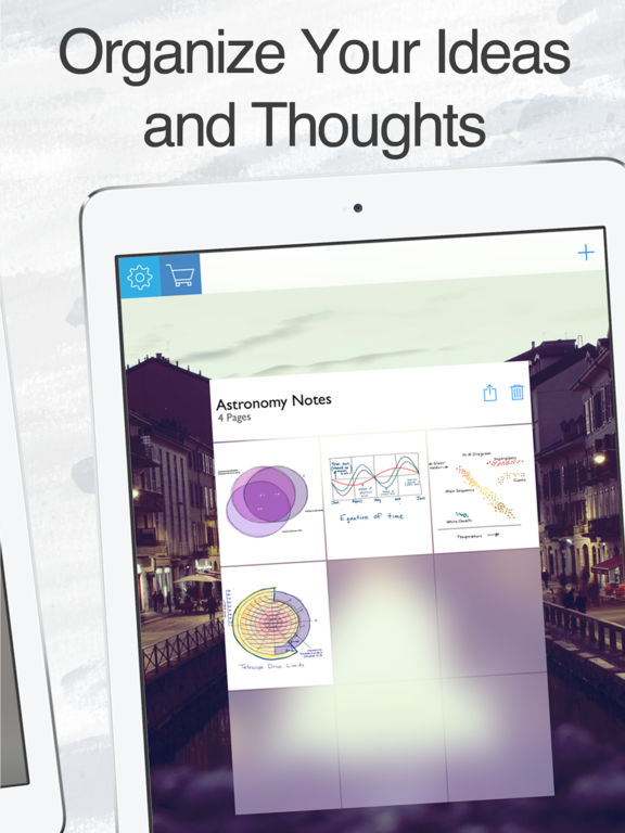 Draw Pad Pro : Amazing Notepads and Sketchbooks! Screenshots