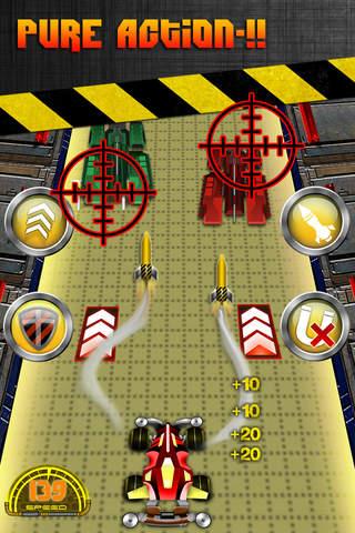 Arche Monster Machine - Battle Drag King Racer screenshot 2