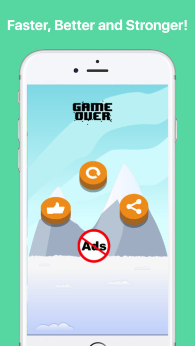 Crazy Monkey Rolling Jump With Color Ball - New Version Screenshot