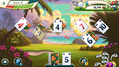 Screenshot 4 Fairway Solitaire!