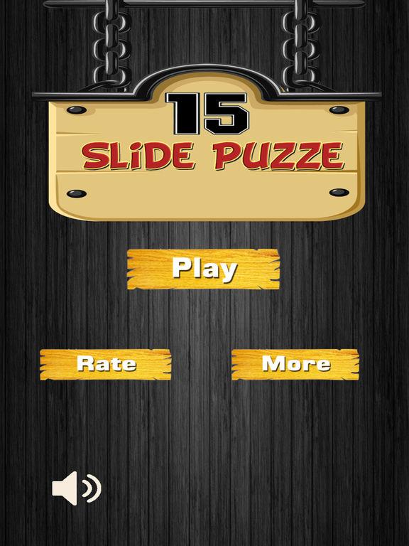 Slide Puzzle 15 screenshot 4