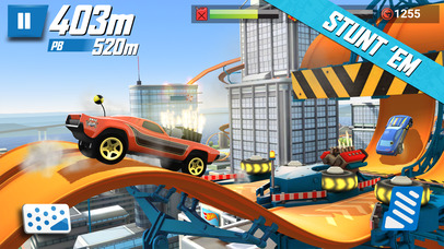 Hot Wheels: Race Off screenshot 2
