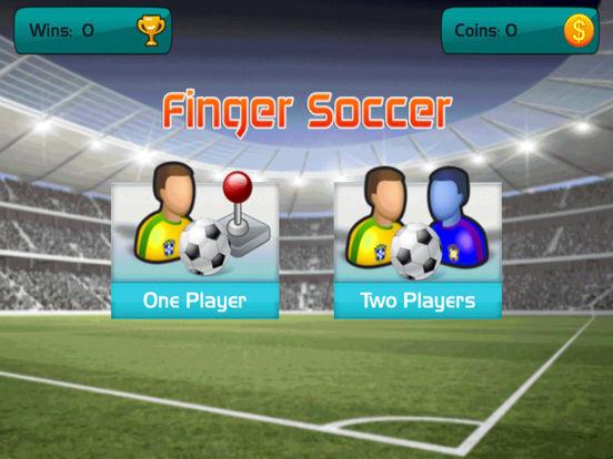 Finger Soccer Game ™ screenshot 5