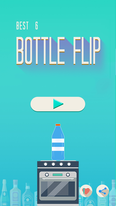 Screenshot 1 Flip Water Bottle — Free Flippy Botle Games 2K16!
