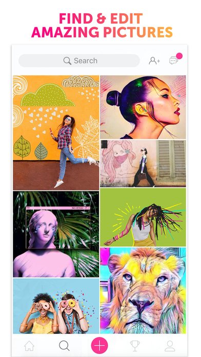 PicsArt Photo & Collage Maker screenshot 4