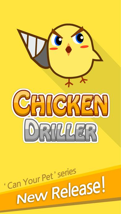 Chicken Driller : Can Your Drill Screenshot