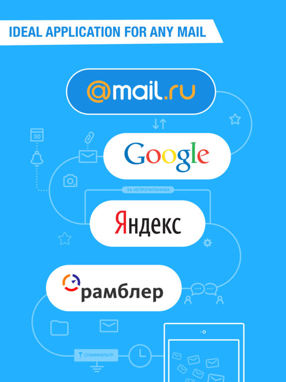 Mail.Ru – Email App on the App Store