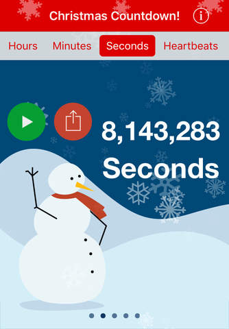 Christmas Countdown! screenshot 4
