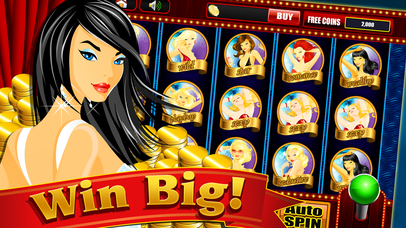 Casino Sexy Slots in Party Multi Games of Vegas screenshot 1