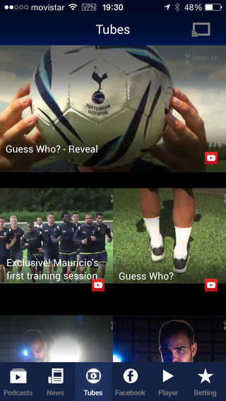 The Spurs Show iPhone Screenshot 3