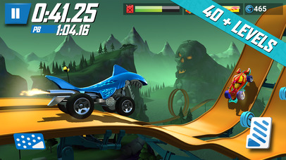 Hot Wheels: Race Off screenshot 4