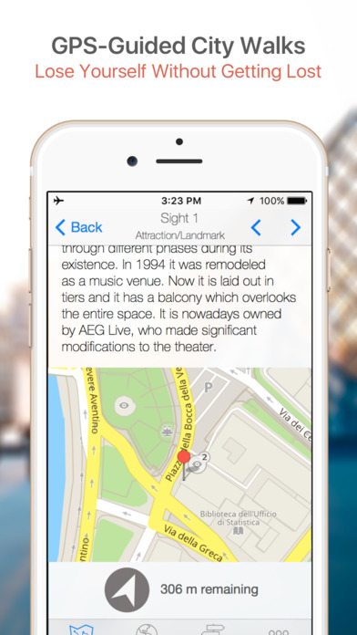 Hurghada Walking Tours and Map iPhone Screenshot 3