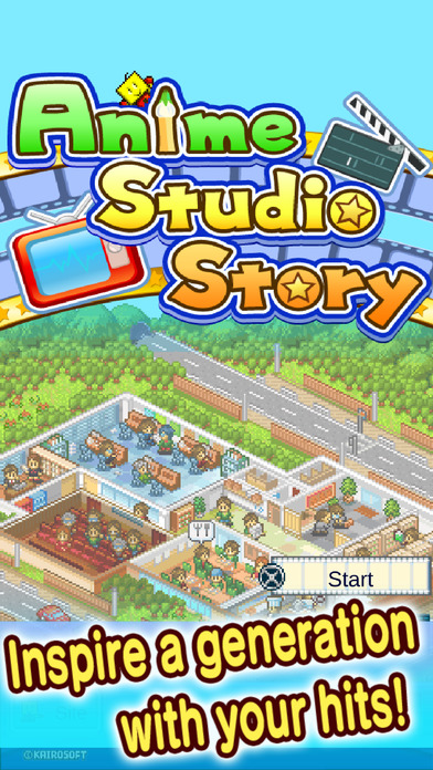 Anime Studio Story Screenshots