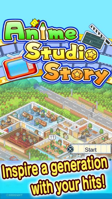 Anime Studio Story Screenshot