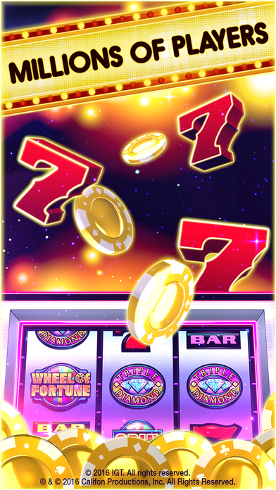 DoubleDown Casino & Slots  – Vegas Slot Machines! iPhone