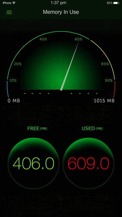 System Activity Monitor - Battery, Free Memory Screenshots