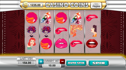 Slot machine tabel sleutels
