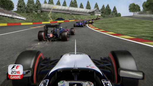 F1 2016 Screenshots